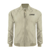Khaki Players Jacket-Dassault Falcon