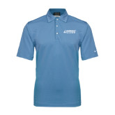 Nike Sphere Dry Light Blue Diamond Polo-Dassault Falcon