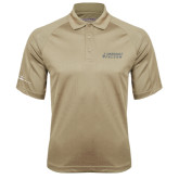 Vegas Gold Textured Saddle Shoulder Polo-Dassault Falcon