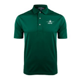 Dark Green Dry Mesh Polo-Trijet Craft Stacked - Falcon 900, Falcon 900EX, Falcon 50EX