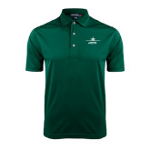 Dark Green Dry Mesh Polo-Twinjet Craft Stacked - Falcon 2000, Falcon 2000EX
