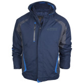 North End Mens 3 in 1 Jacket with Insulated Liner-