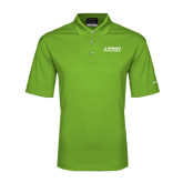 Nike Golf Dri Fit Vibrant Green Micro Pique Polo-Dassault Falcon