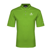 Nike Golf Dri Fit Vibrant Green Micro Pique Polo-Trijet Craft Stacked - Falcon 900, Falcon 900EX, Falcon 50EX