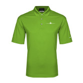 Nike Golf Dri Fit Vibrant Green Micro Pique Polo-Falcon 7X Craft