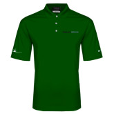 Nike Golf Dri Fit Dark Green Micro Pique Polo-Falcon 900LX