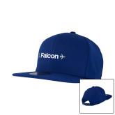 New Era Royal Diamond Era 9Fifty Snapback Hat-Falcon