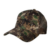 Camo Pro Style Mesh Back Structured Hat-Dassault Falcon