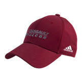 Adidas Cardinal Structured Adjustable Hat-Dassault Falcon
