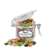 Jelly Belly Small Round Canister-Falcon