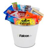 Metal Gift Bucket w/Neoprene Cover-Falcon