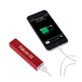 Aluminum Red Power Bank-Falcon 5X