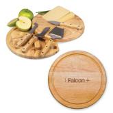 10.2 Inch Circo Cheese Board Set-Falcon Engraved