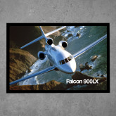 Full Color Indoor Floor Mat-Falcon 900LX Coastal