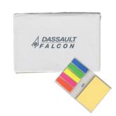 Micro Sticky Book-Dassault Falcon
