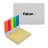 Micro Sticky Book-Falcon