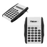 White Flip Cover Calculator-Falcon