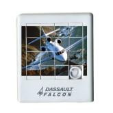 Scrambler Sliding Puzzle-Falcon 900LX Coastal