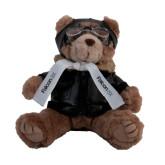 Aviator Bear Stuffed Animal-Falcon 8X