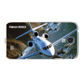 White Samsung Galaxy S4 Cover-Falcon 900LX Coastal