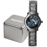 Mens Stainless Steel Fashion Watch-Falcon 900LX Coastal