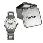 Mens Stainless Steel Fashion Watch-Falcon