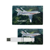 Card USB Drive 4GB-Falcon 2000LXS Over Green Mountain