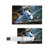 Card USB Drive 4GB-Falcon 900LX Coastal