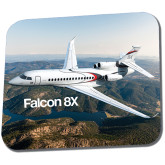 Full Color Mousepad-Falcon 8X Over River