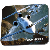 Full Color Mousepad-Falcon 900LX Coastal