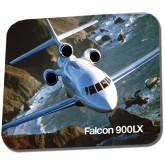 Full Color Mousepad-Falcon 900LX Coastal