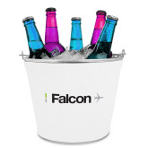 Metal Ice Bucket w/Neoprene Cover-Falcon