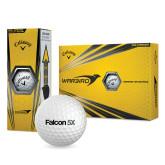 Nike Power Distance Golf Balls 12/pkg-Falcon 5X
