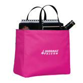 Tropical Pink Essential Tote-Dassault Falcon