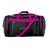 Black With Pink Gear Bag-Dassault Falcon