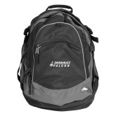 High Sierra Black Fat Boy Day Pack-Dassault Falcon