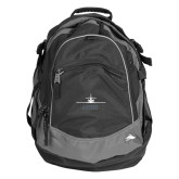 High Sierra Black Fat Boy Day Pack-Trijet Craft Stacked - Falcon 900, Falcon 900EX, Falcon 50EX