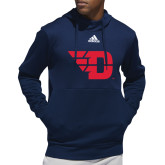 Adidas Navy Team Issue Hoodie-Flying D