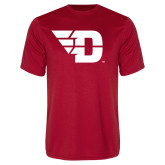 Performance Red Tee-Flying D