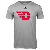 Adidas Climalite Sport Grey Ultimate Performance Tee-Flying D