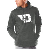 Under Armour Carbon Armour Fleece Hoodie-Flying D
