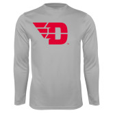 Performance Platinum Longsleeve Shirt-Flying D