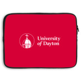 15 inch Neoprene Laptop Sleeve-Primary University Logo