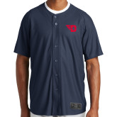 New Era Navy Diamond Era Jersey-Flying D
