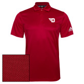 Adidas Climalite Red Grind Polo-Flying D