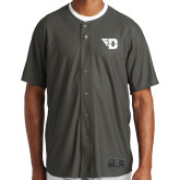 New Era Charcoal Diamond Era Jersey-Flying D