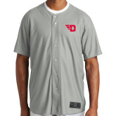 New Era Light Grey Diamond Era Jersey-Flying D