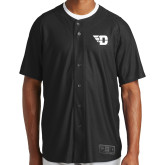 New Era Black Diamond Era Jersey-Flying D