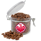 Almond Bliss Round Canister-Flying D