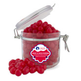 Sweet & Sour Cherry Surprise Round Canister-Primary University Logo